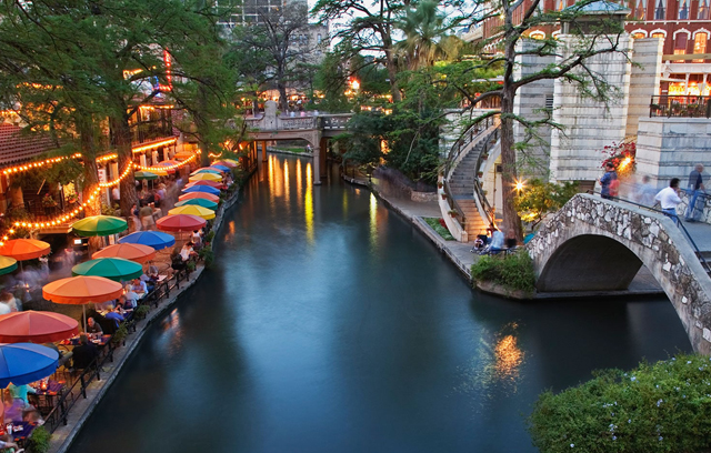 summer getaway riverwalk